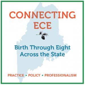 Connecting ECE logo